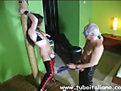 Italian Amateur BDSM
