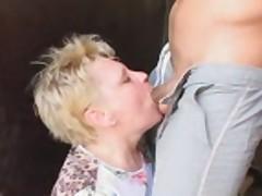 fat granny anal fucked