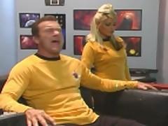 Sex Trek Where No Man Has Cum B4