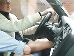 Fisting and driving