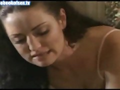 Young Brunette Babe Fucking