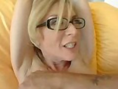 Mature Slut Draining His Sack