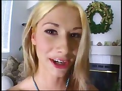 Gorgeous Blonde Adores To Be Gag Fucked