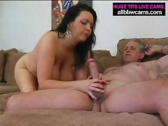 Angelica Sin - Milf Tit Fucking Enormouse Boobs Pt 2