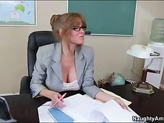 Darla Crane Vs Jordan Ash - My First Sex Teacher - Professor Darla Crane Had Trusted Her Student Jor