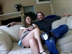 Misty - Cheating Wife Munching A Black Dick