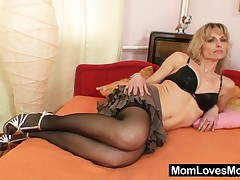 Gorgeous Amateur Housewifes Licking And Toying Each Other With Plastic Toys