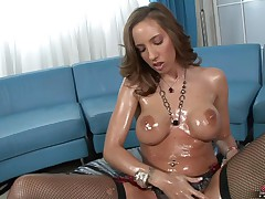 Kelly Divine - Crude Oil #4