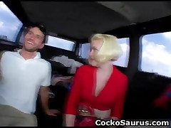 Big Assed Aimee Gets Her Pussy Fucked Inside A Car 6 By CockoSaurus