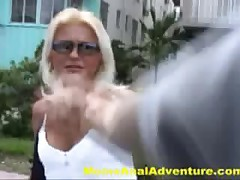 Astrid - Moms Anal Adventure