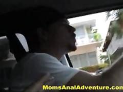 Astrid - Moms Anal Adventure