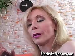 Nina Hartley - Blacks On Blondes