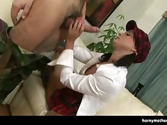 Tight Teen Loves To Get Fucked In Her Ass