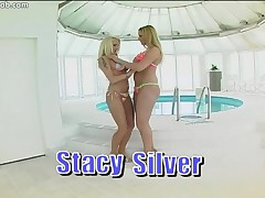 Violet And Stacy Silver - These Feet Are Made For Fucking - Scene 4