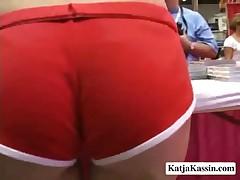 Katja Kassin - Pornstars In A Convention