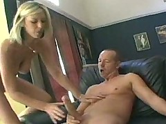 Cock Riding Blonde Babe Brooke Banner