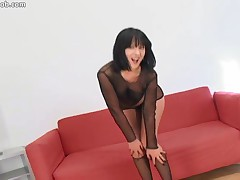 Miki - Two Cocks In The Booty #3 - Scene 2