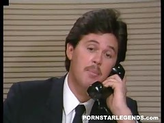 Christy Canyon Vs Peter North - Golden Age Of Porn