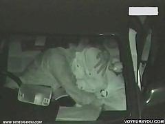 Hidden Spy Camera Car Sex Outdoors