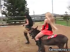 Carmen - Dirty Bigtits Carmen In Insane Hard Core Fetish Fetish Scene 4 By CarmenKinky