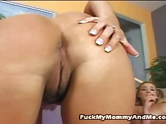 Nick East And Jocelyn Stone And Jessica Dalton - Fuck My Mommy And Me