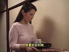 Juri Yamaguchi - Juri Yamaguchi Asian Model Gives Hot Blowjob Jav 1 By JapanMatures
