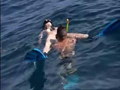 Sabine Mallory Underwater Sex