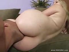 Kiara Marie - Interracial Sperm Swallowing #3