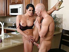 Savannah Stern & Johnny Sins
