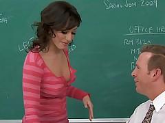 Jennifer White giving good head