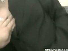 Tiffany Preston Takes The Cock POV