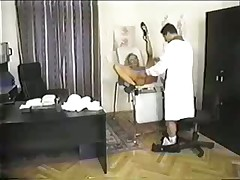 Anal sex by the doctor