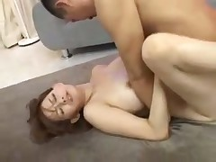 JPN erotic bigtits threesome and get creampie