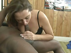 Mad About The Big Black Cock- Bridgette Michaels