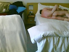 Mature couple hotel sex