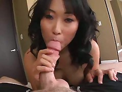 Yuki Mori POV Blowjob