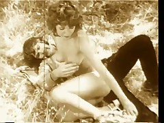 Vintage Sex in the park