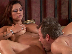 Randy Spears and Nikita Denise are banging