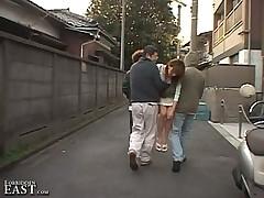 Authentic Japanese Shibari Bondage Sex