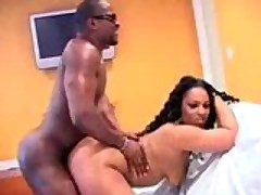 Bouncing ass doggystyled