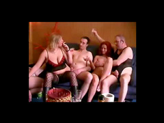 Orgy compilation with swingers