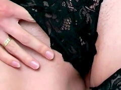 Hardcore blonde love to feel cum in her mouth