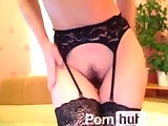 Bella From Pornhublive Does it All - Puts Dildo in Her Asshole!