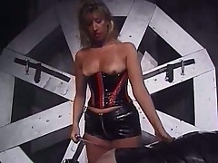 BDSM in hot action