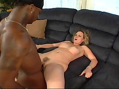 Scared Milf With Fat Ass Gets BBC For The First Time
