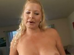 Hot mom Jacy Andrews experience with pleasurable toys