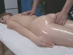 Rouh sex after a gentle massage