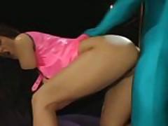 Carmella Bing bump & grind