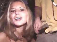Hot Drunken Girl Gets Fucked