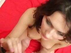 Fucking This Brunette Teen Chick